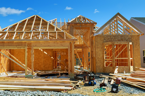 Dragon home loans can help with construction loans for Loan to build a house on land